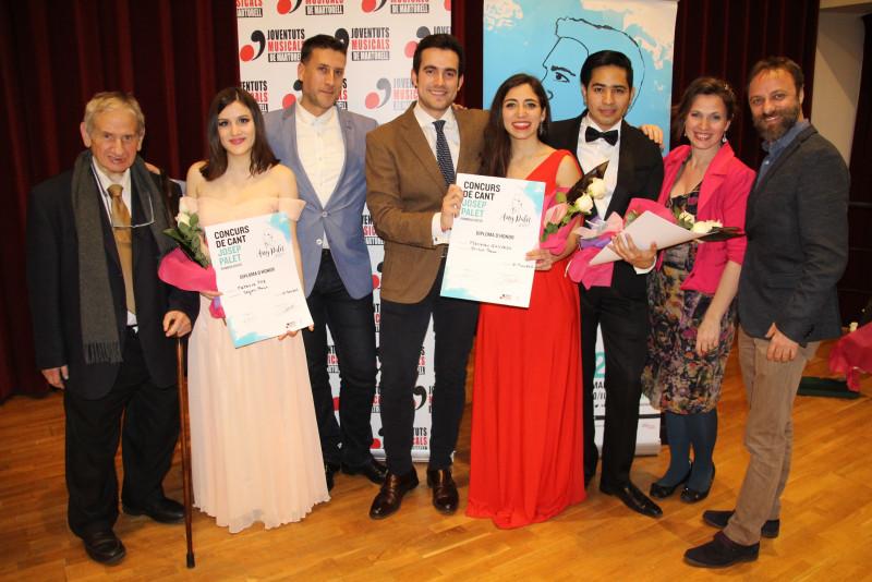 Mercedes Gancedo Primer Premio Josep Palet