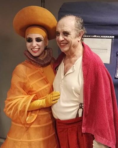 Mercedes Gancedo y Leo Nucci Rigoletto